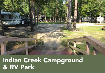 Indian Creek Campground & RV Park