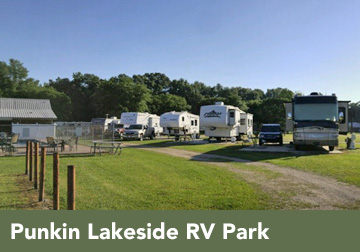 Punkin Lakeside RV Park