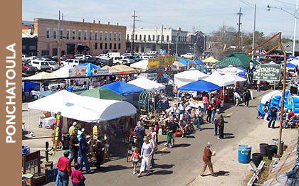 Ponchatoula Antique Trade Days