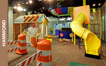 Louisiana Children's Discovery Center