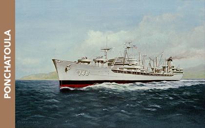 USS Ponchatoula Memorial